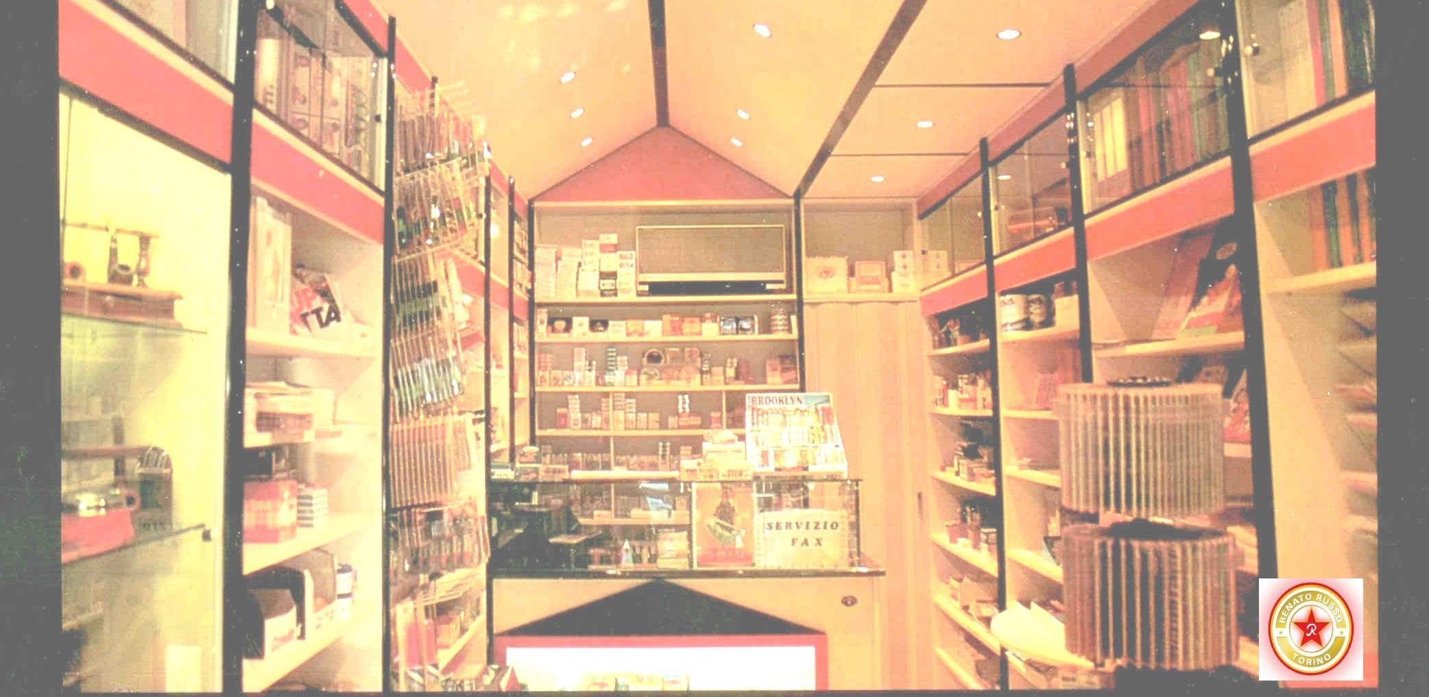 Arredamenti per tabaccherie compra in fabbrica a met for Arredamento usato catania